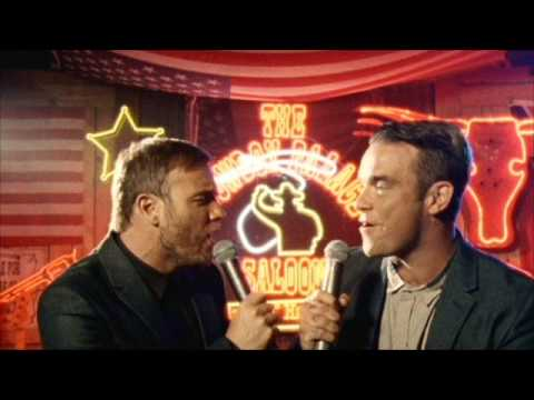 Gary Barlow And Robbie Williams - Losers