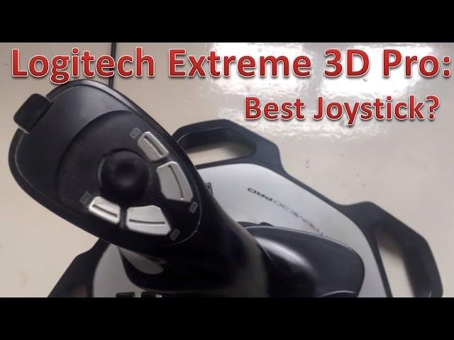 Купить недорого джойстик проводной logitech extreme 3d pro черный в интернет-магазине ситилинк. Характеристики, отзывы, фотографии, цена.