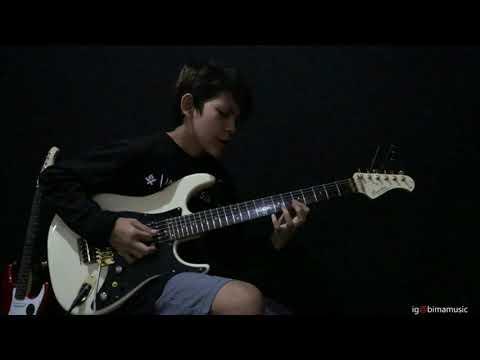 Joe Satriani - War  (cover - Abim) #joesatriani