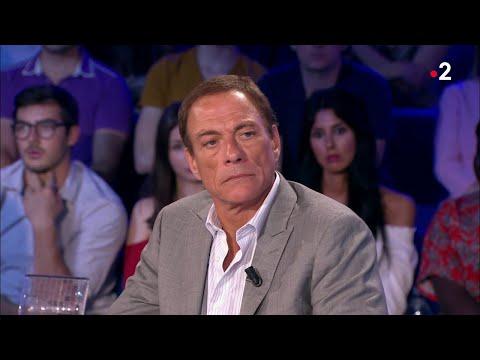Jean-Claude Van Damme et Julien Leclercq - On n'est pas couché 30 juin 2018 #ONPC