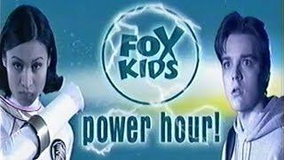 Fox Kids (2002) - Fox Kids Power Hour Promo