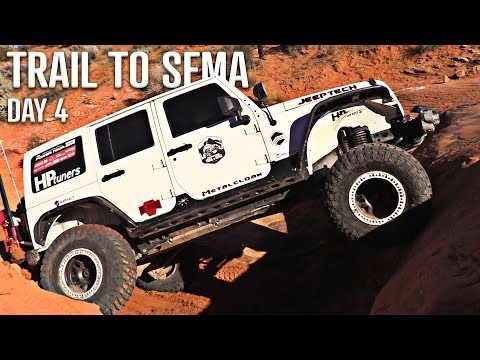 Sand Hollow Trail to SEMA EP4