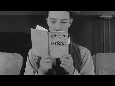 Buster Keaton's 'Sherlock Jnr' with live piano