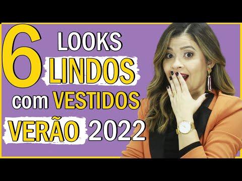 6 Looks LINDOS Com Vestidos Para O Dia A Dia Verão 2022 I Blog Da Le