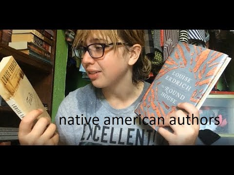 Native American Authors And Books