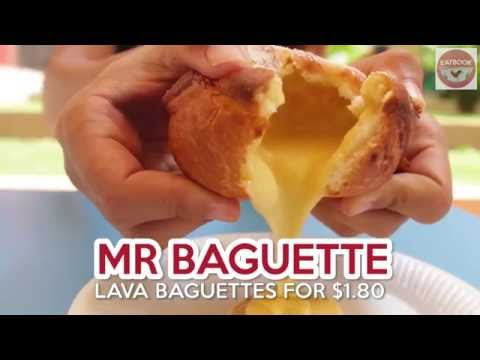 Mr Baguette - Fresh LAVA Baguettes For Just $1.80 At A Humble Hawker Stall