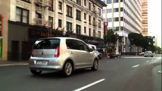 2012 Skoda Citigo 5 door Trailer