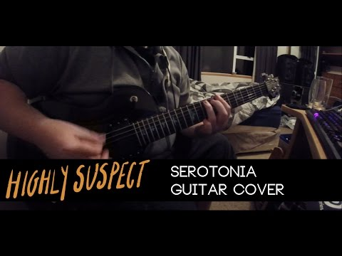 "Highly Suspect - ""Serotonia"" Guitar Cover (GP Tab Download)"