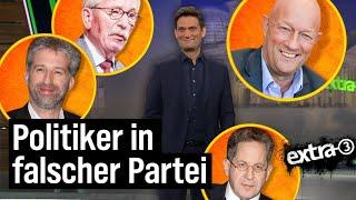 Verlaufen: Palmer, Kemmerich, Sarrazin & Co.