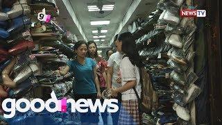 Good News: Estudyanteng kulang ang pambili ng tsinelas, tulungan kaya ng mga tao? |Social experiment