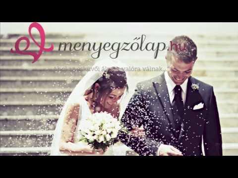 """Menyegzolap.hu """"Ahol az esküvői álmok valóra válnak..."""""""