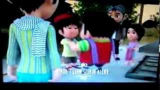 Entong : Adzan Maghrib Entong di MNCTV