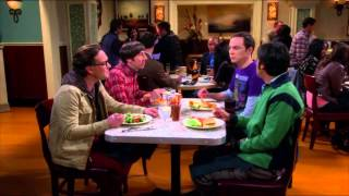 The Big Bang Theory - Best of Sheldon Cooper - Season 7 (Part 3)