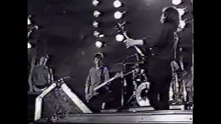 The Church band  - 1982 Munich, Germany - Alabamahalle