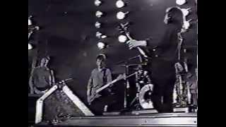 The Church band  - 1982 Munich, Germany - Alabamahalle
