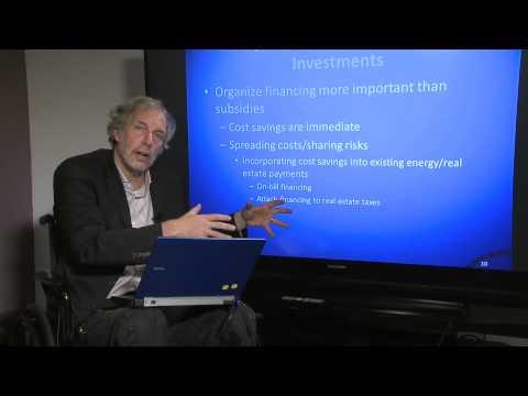 "Robert Pollin: ""Building the Green New Deal in the U.S.,"" October 6, 2012"