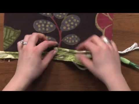 How to Sew on Piping  |  National Sewing Circle