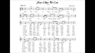 ĐÁP CA: THÁNH VỊNH 21 - SAO CHÚA BỎ CON --- Nhạc : Lm. Kim Long