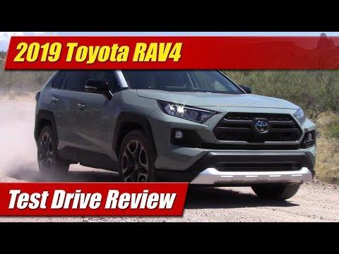 2019 Toyota RAV4 AWD: Test Drive Review