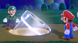 Super Mario 3D World HD Walkthrough - Part 1 - World 1