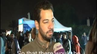 ali el farouk interview with al arabiya tv لقاء علي الفاروق مع قناة العربية