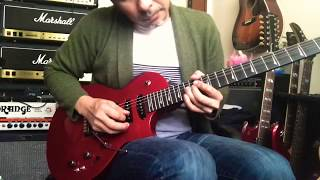 Let's Rock at Home!! Wanted & Prayer guitar solo