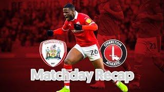 MATCHDAY RECAP: Charlton Athletic (H)
