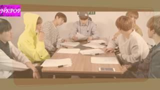 [ENG] BTS LOVES DUMPING CLOTHES ON EACH OTHER ON BTS 꿀 FM 06.13 : 2017 BTS FESTA 방탄소년단 랩몬스터 & 슈가