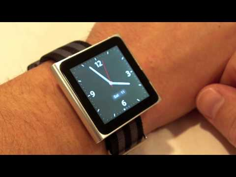 Review of the iPod Nano as a Watch