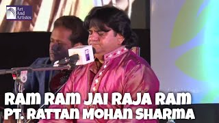RAM RAM JAI JAI RAM   Pt. Rattan Mohan Sharma   Music of India