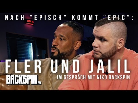 """Nach """"Episch"""" kommt """"Epic"""": Fler und Jalil im Gespräch mit Niko BACKSPIN (Interview)"""