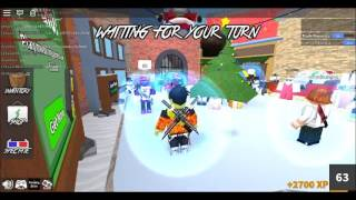 Playing with jayblue987|roblox| MM2