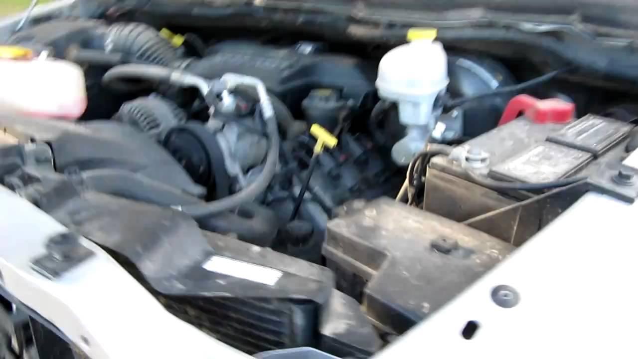 2004 Dodge 1500 Hemi  U0026quot 5 7 L Pickup  U0026quot Engine Bay Area U0026quot  2010