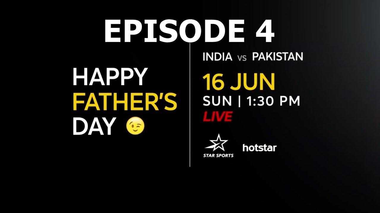   India vs Pakistan    ICC Cricket World Cup 2019   Episode 4  