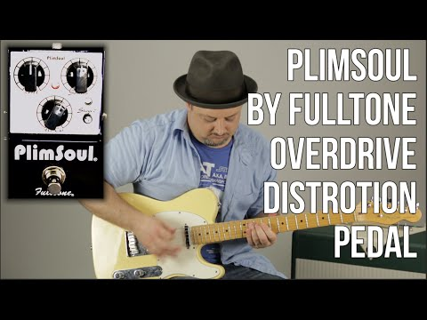 Overdrive Distortion Pedals - Fulltone Plimsoul - Marty's Thursday Gear Videos