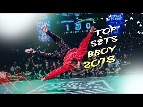 NEW ▶ TOP SETS BBOY 2018  BEST BBOYS IN THE WORLD // PAAW
