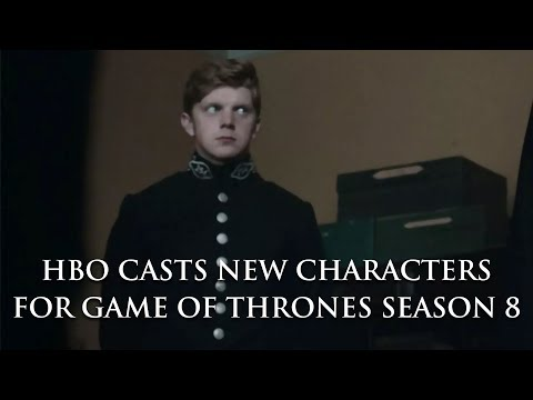 Game of Thrones: HBO casting new characters for season 8!
