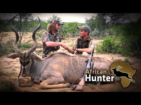 Kudu and Springbok Hunt with a 30-06 Springfield: ITZ Hunting Productions Promo!
