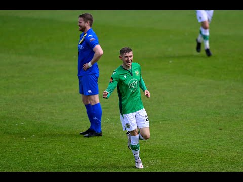 Yeovil King's Lynn Goals And Highlights