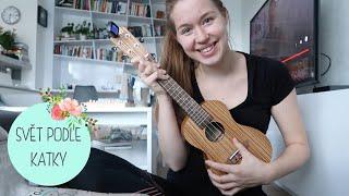 Nová píseň na ukulele   VLOGSPRING DEN 22.