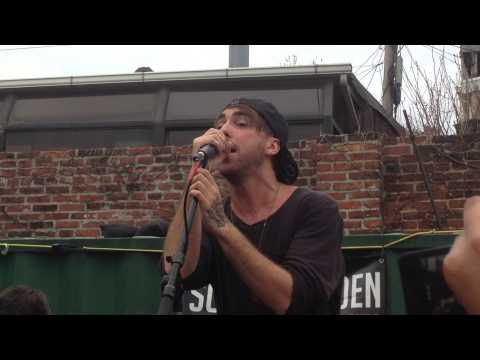 All Time Low - Somewhere in Neverland Acoustic (The Sound Garden, Baltimore MD 4/3/15)