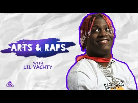 Lil Yachty Freestyles With Kids | Arts & Raps