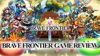 Brave Frontier - iOS/Android GamePlay Review