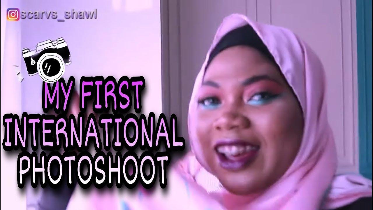 Download International Hijab Photoshoot (YANG HITAM YANG EKSOTIS)
