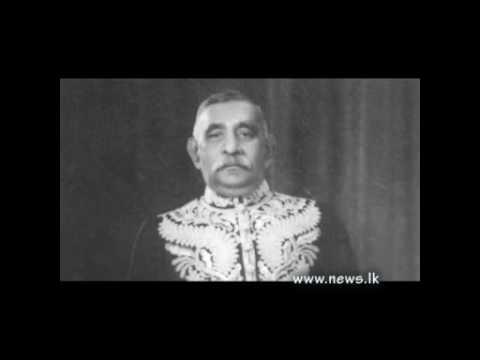 D S Senanayaka