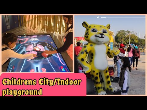 Childrens City Dubai