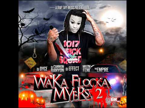 Stunna Mane - Drunk Gorilla (feat. Waka Flocka Flame & Project Pat)