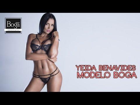 Revista Boga - Yeida Benavides Modelo thumbnail