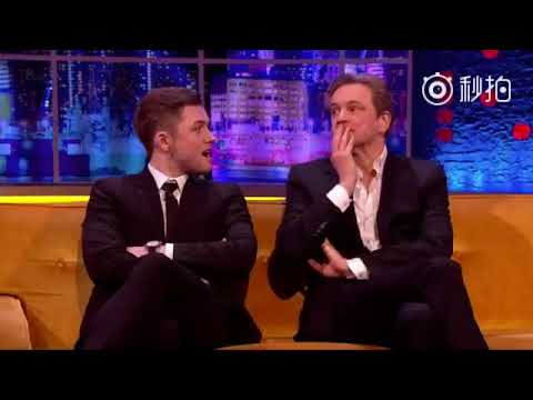 So SweetColin Firth's Adorable Reaction Seeing His Very Cute Young Self
