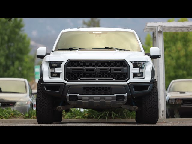 Ford Raptor Tint By Ghost Shield Film near Westlake Village